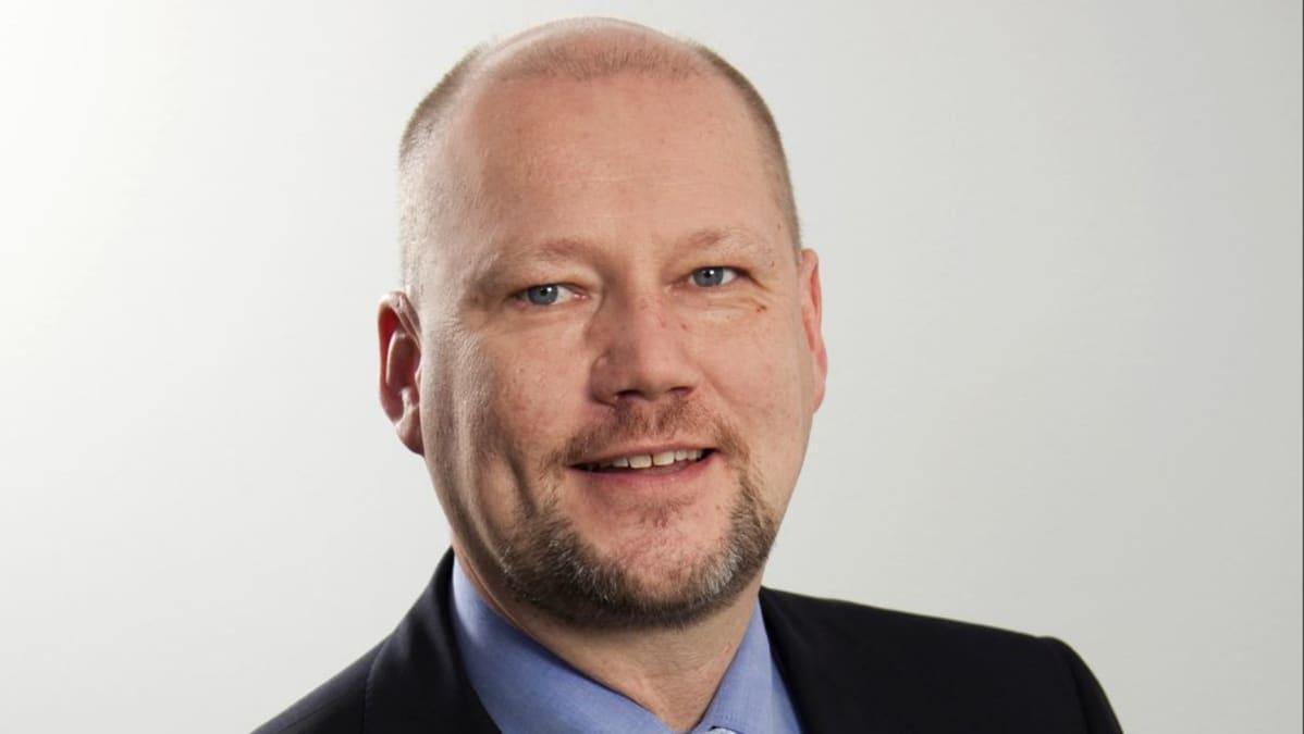Juha Gröhn.