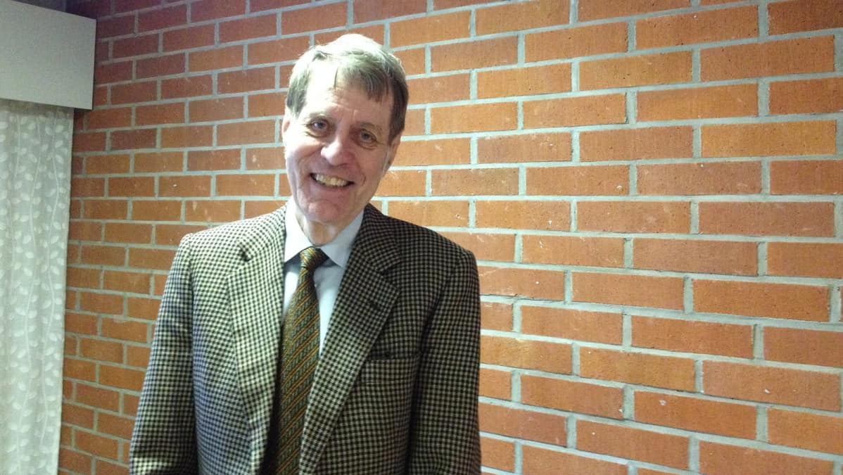 Psykologian emeritusprofessori Markkku Ojanen.
