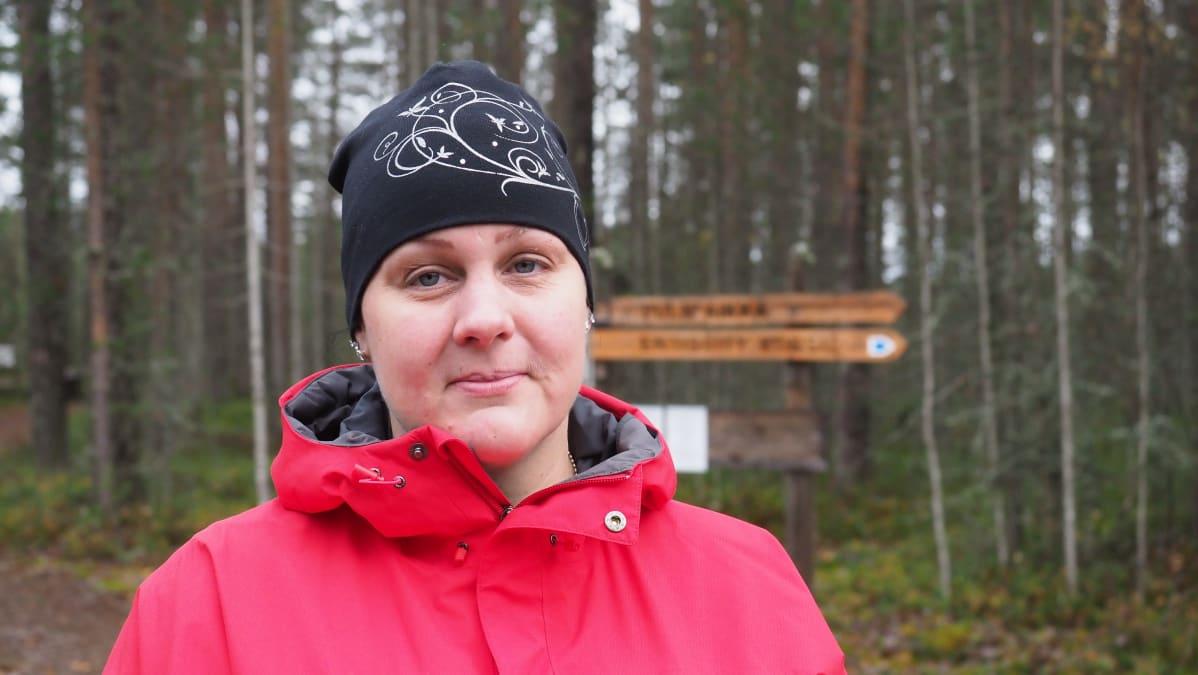 Niina Vatanen, Kiihtelysvaara