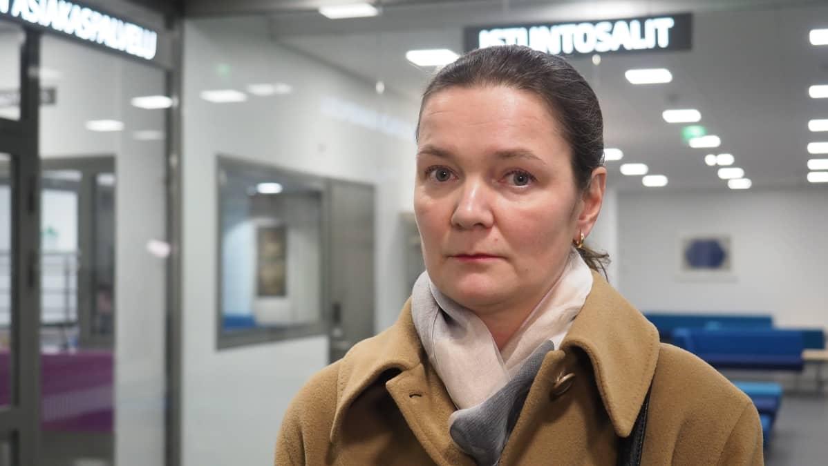 Ulla Oinonen, Itä-Suomen syyttäjäalueen apulaispäällikkö