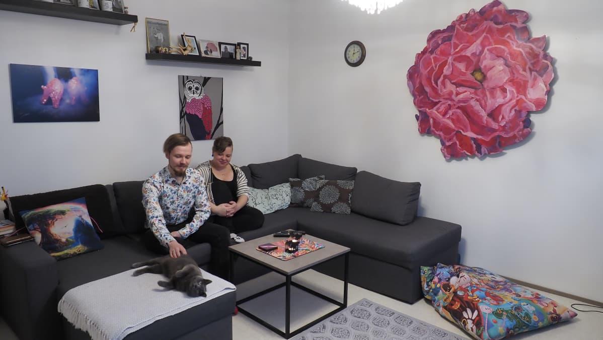 Mitja ja Eveliina Pilke