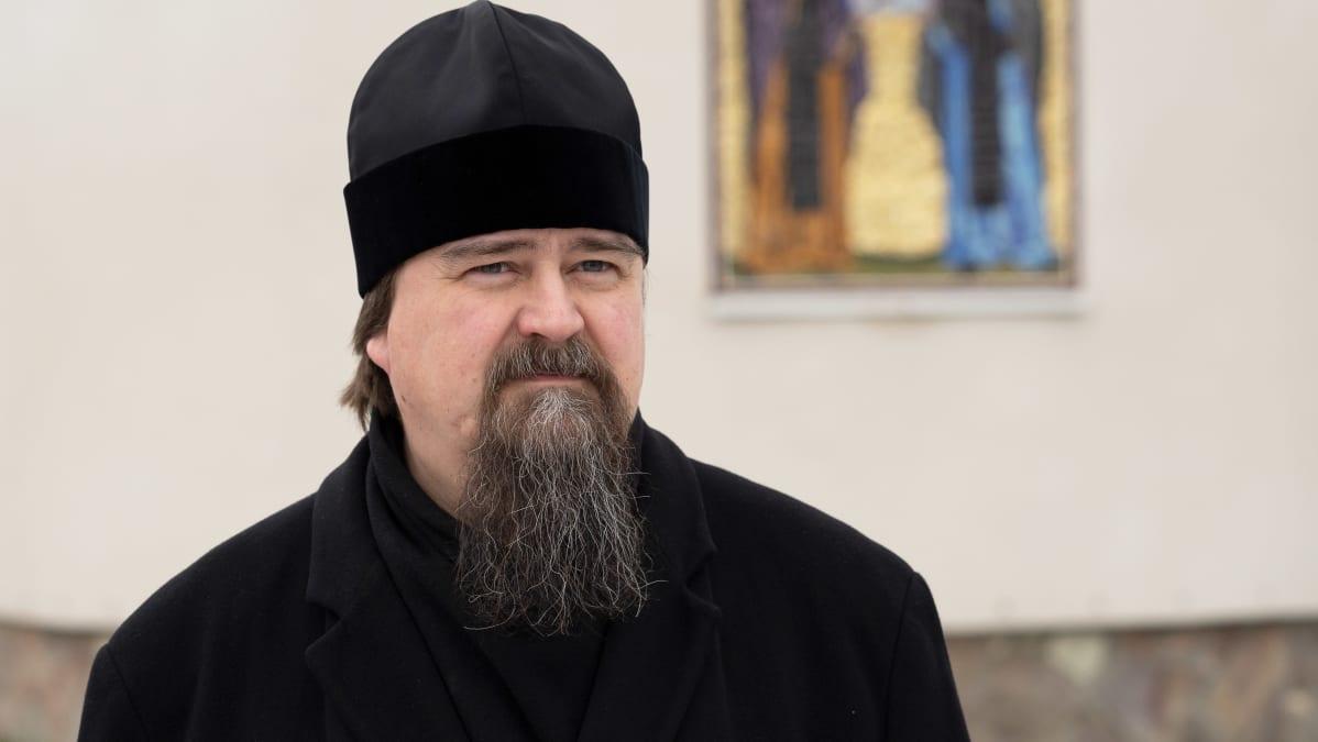 Arkkimandriitta Sergei, Valamon luostarin johtaja