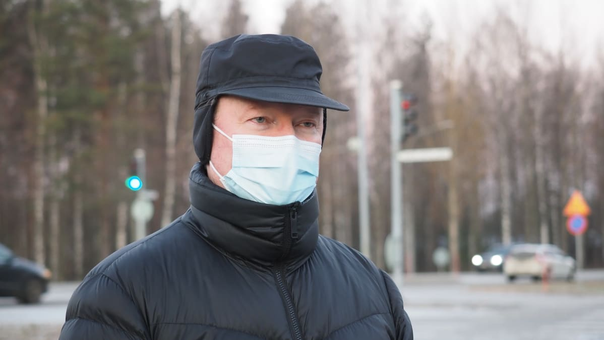 Jarmo Tihmala, liikenneinsinööri Joensuun kaupunki