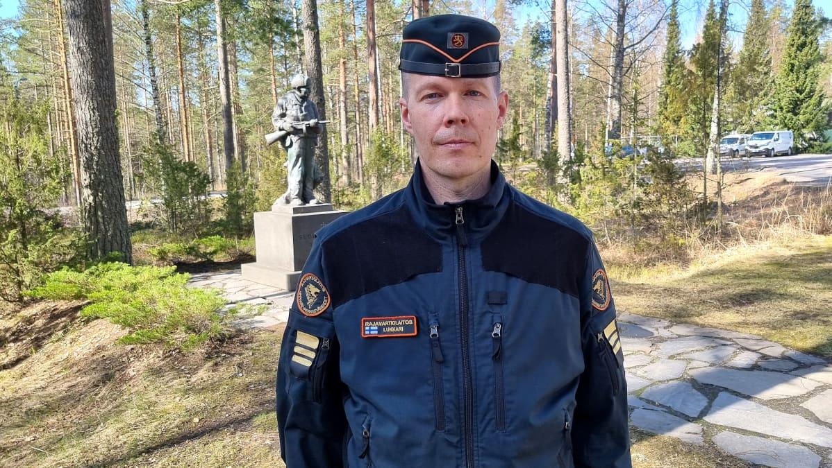 Apulaiskomentaja Everstiluutnantti Jukka Lukkari