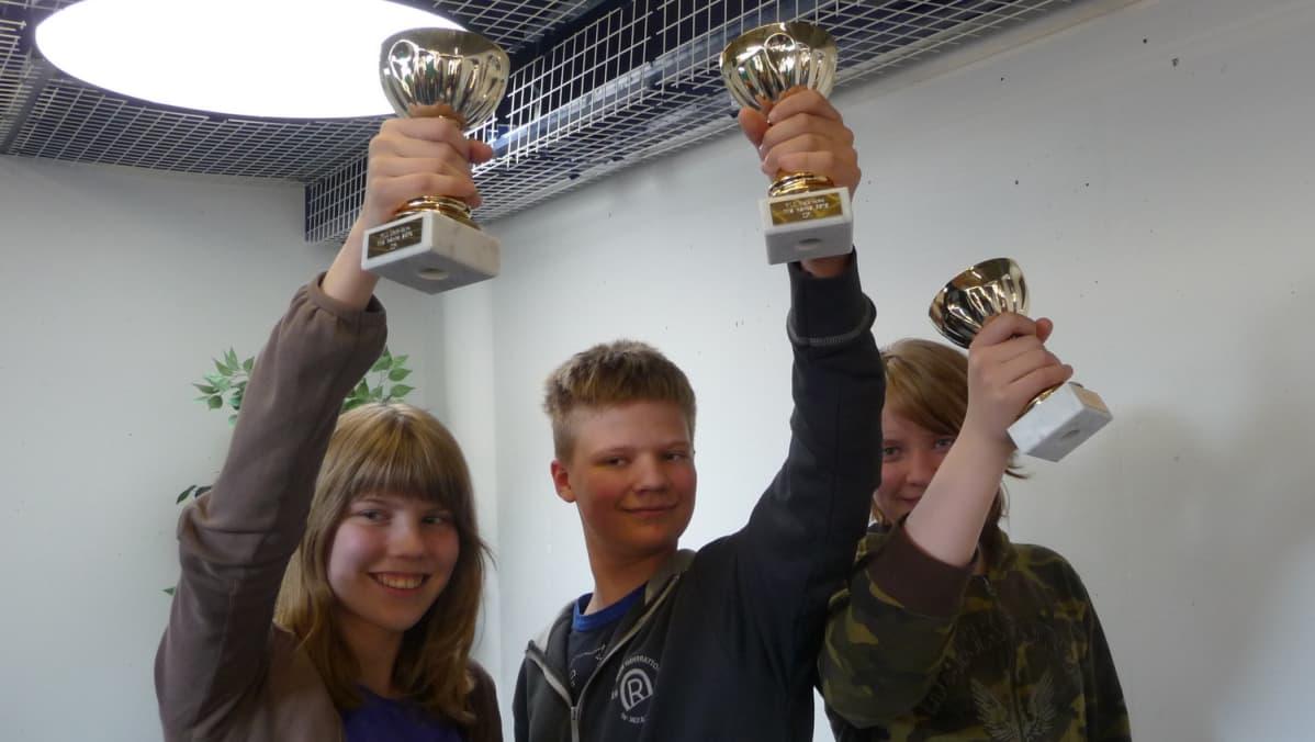 Mäntyharjun voittajat