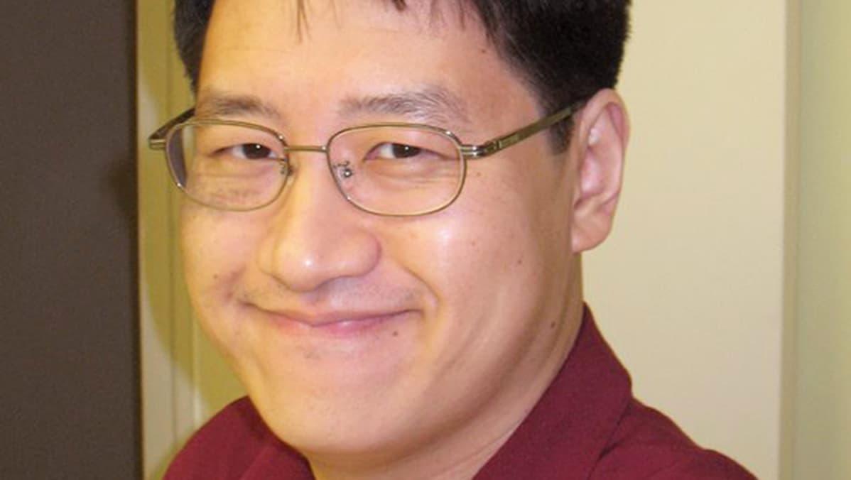 Sarjakuvataiteilija Chi Wang