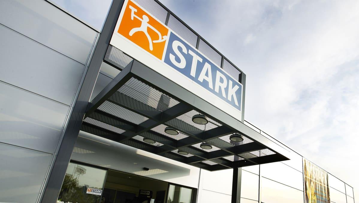 Stark-myymälä.