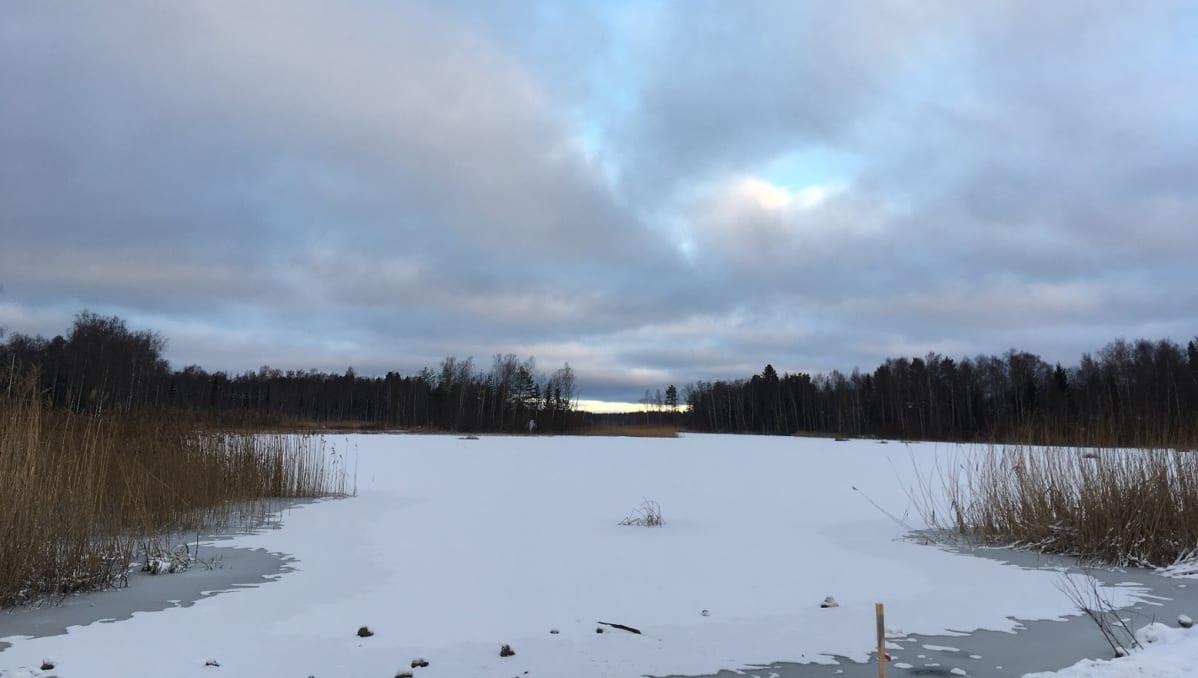Vaasan Pukinjärvi.