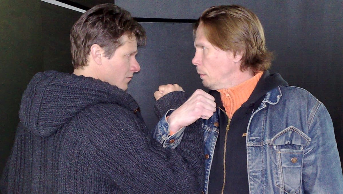 Kari-Pekka Toivonen ja Jukka Rasila selviävät vähäisellä väännöllä Vareksen roolista.