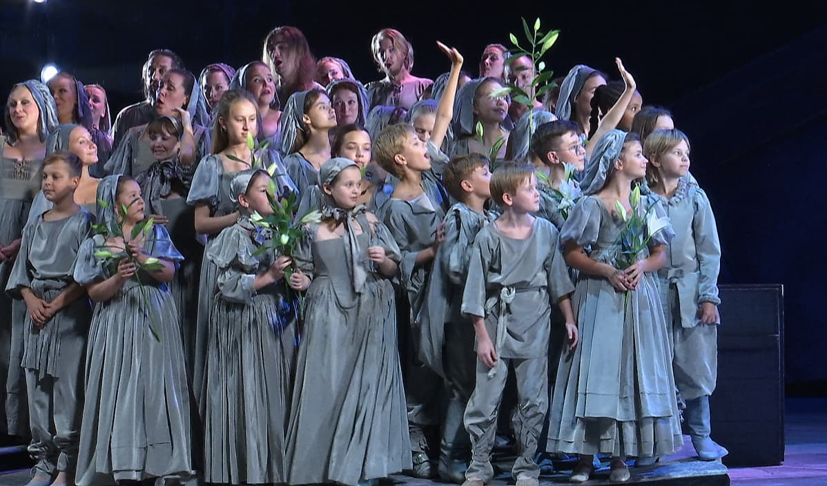 Bolshoi-teatteri lapsikuoro