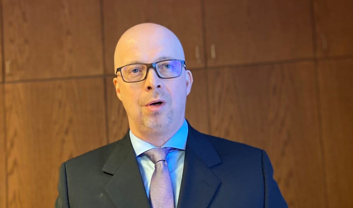 Suur-Savon Sähkön toimitusjohtaja Markus Tykkyläinen kannattaa maakunnallista energiaratkaisua.