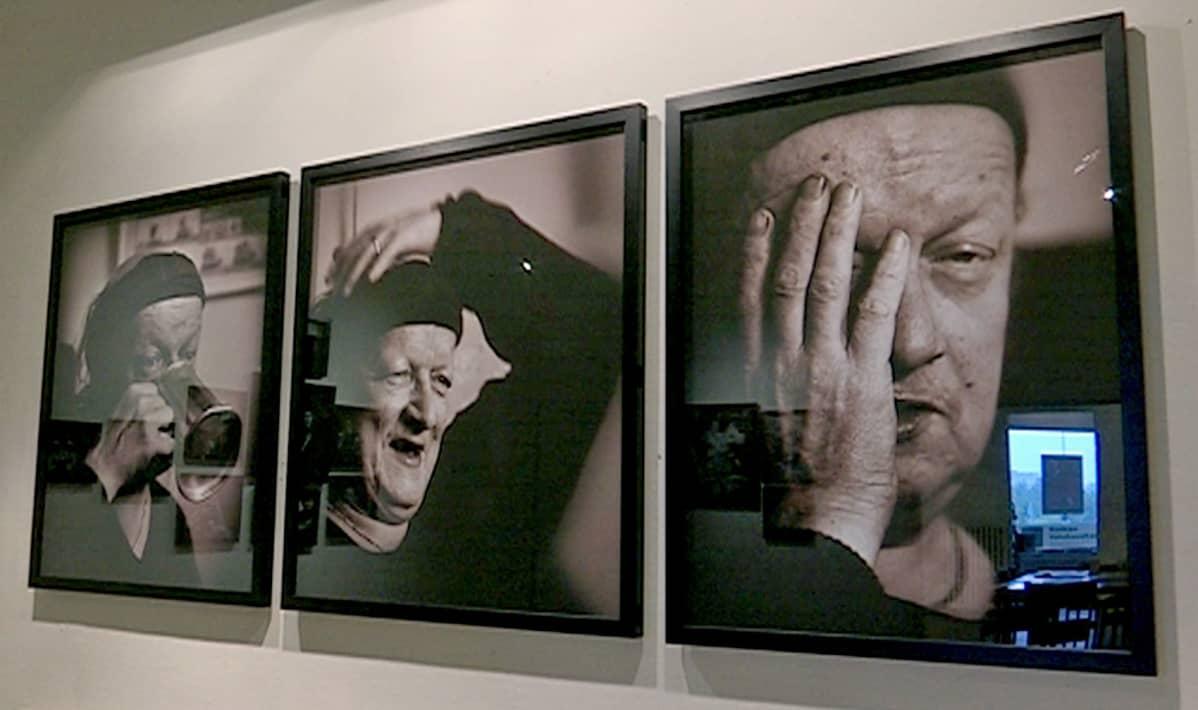 Kolme kuvaa Juice Leskisestä