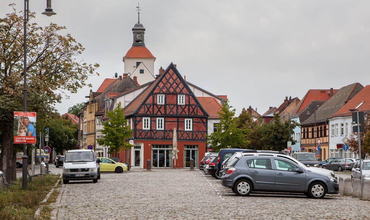 Treuenbrietzen on 7000 asukkaan pikkukaupunki Brandenburgissa.