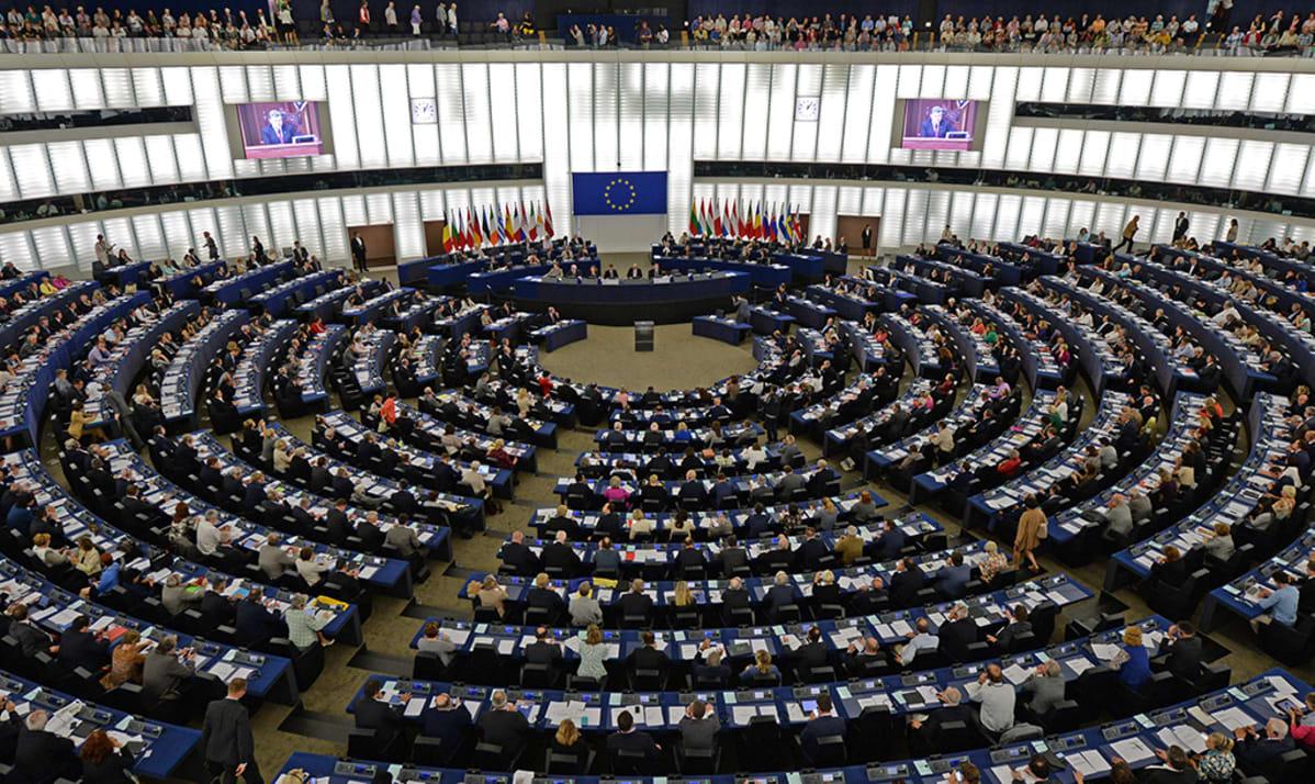 Euroopan parlamentti 16. syyskuuta 2014