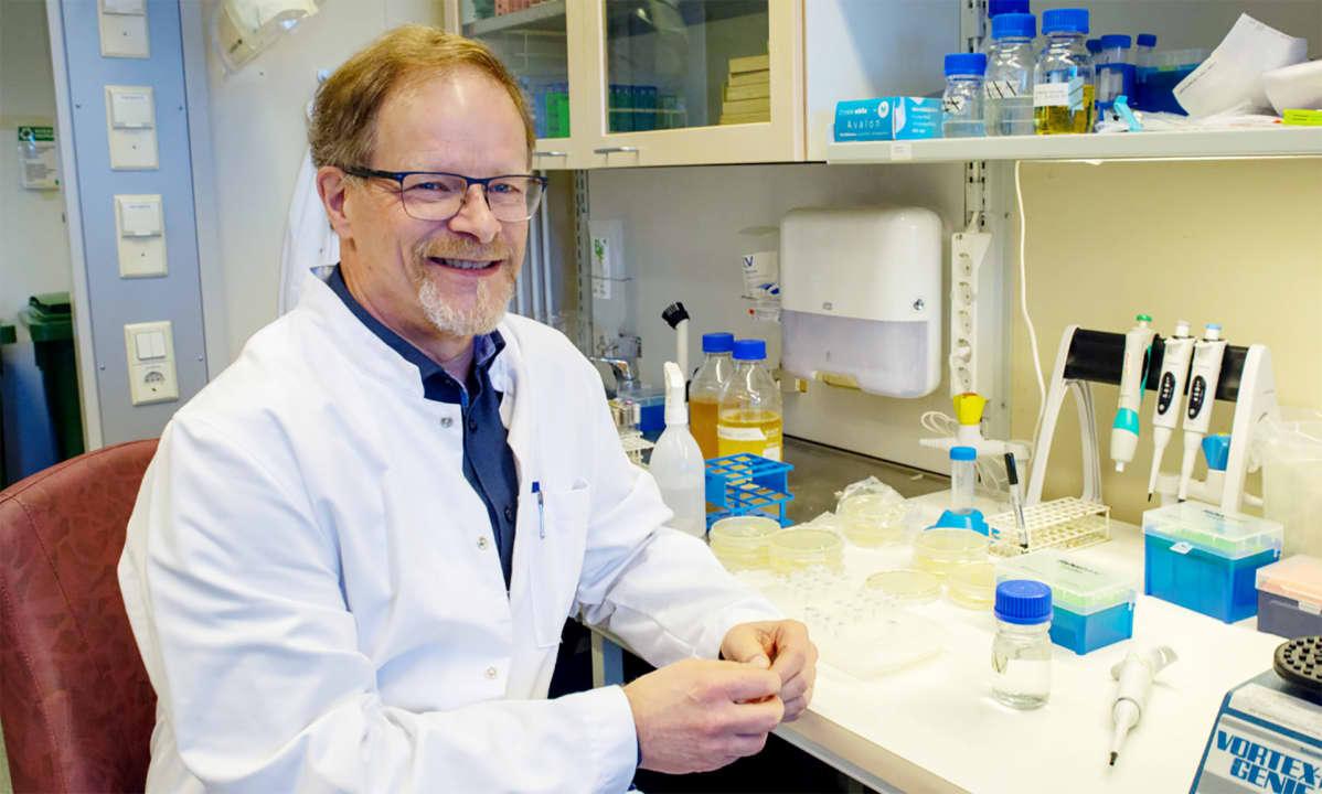Mikael Skurnik, bakteriologian professori, Helsingin yliopisto