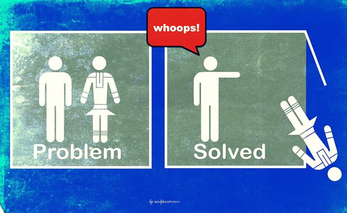problem solved suohpanterror