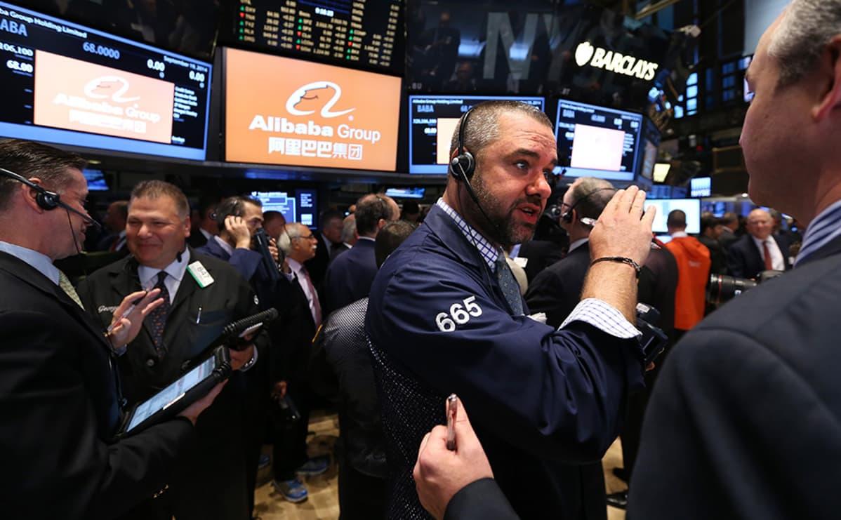Barclays sai rikossyytteet Qatar-rahoista