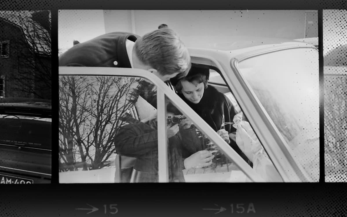 Riitta Turpeinen vuonna 1969.