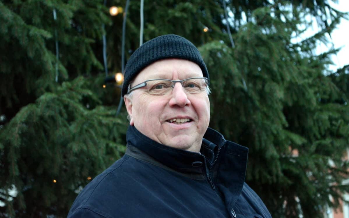 Markku Söderström.