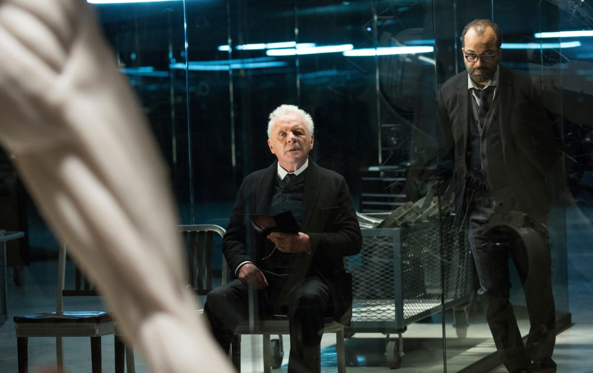Westworld, Anthony Hopkins