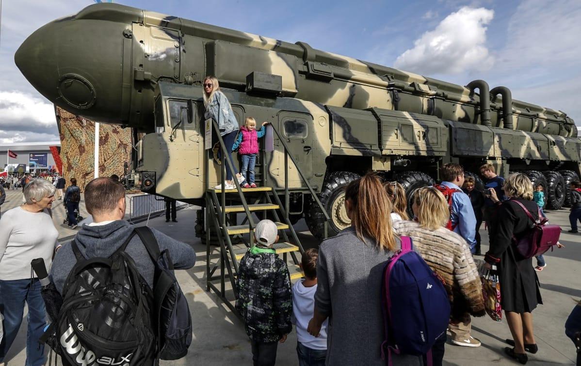 joulu venäjällä 2018 Venäjä valmistelee uutta varusteluohjelmaa – esitellään Putinille  joulu venäjällä 2018