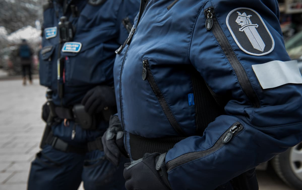 Poliisi porvoo