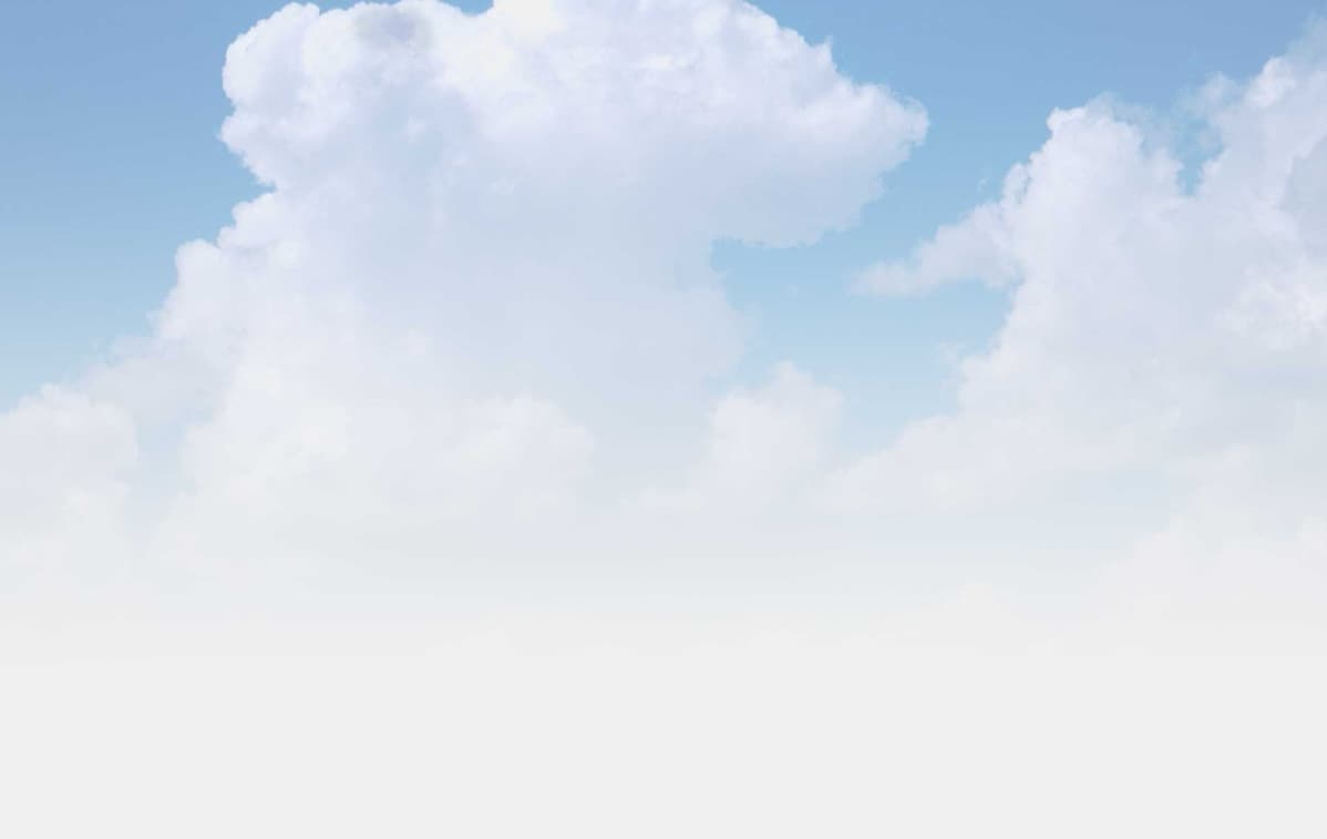 Pilviä.