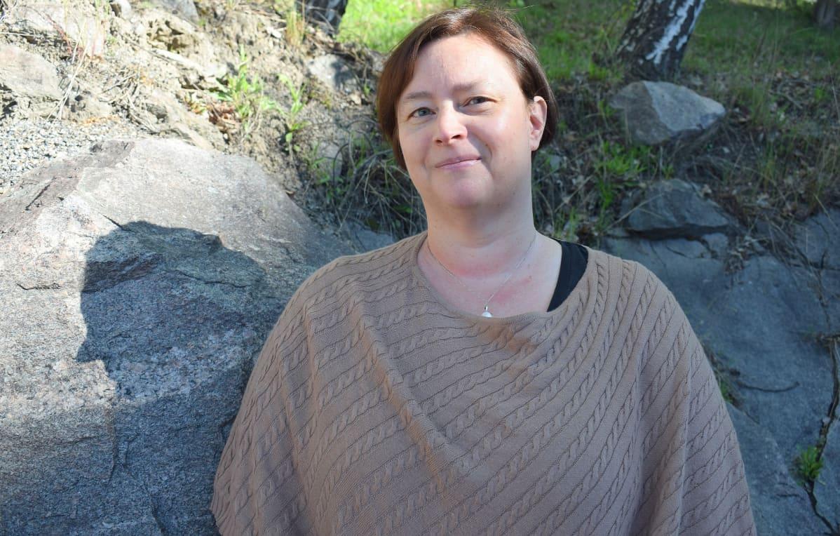 Vuoden eläinlääkäri Merja Rantala