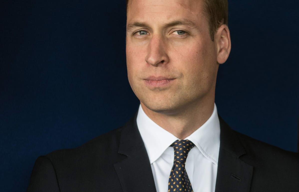 Prinssi William.