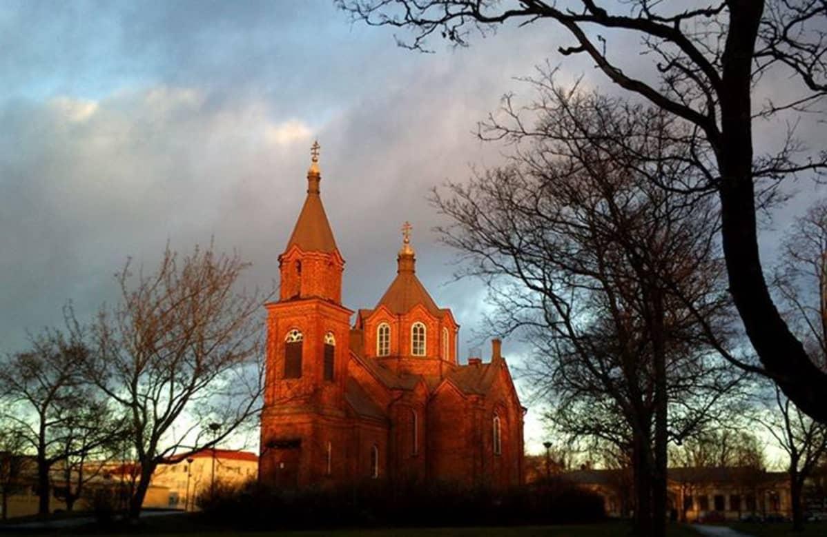 Vaasan ortodoksikirkko.