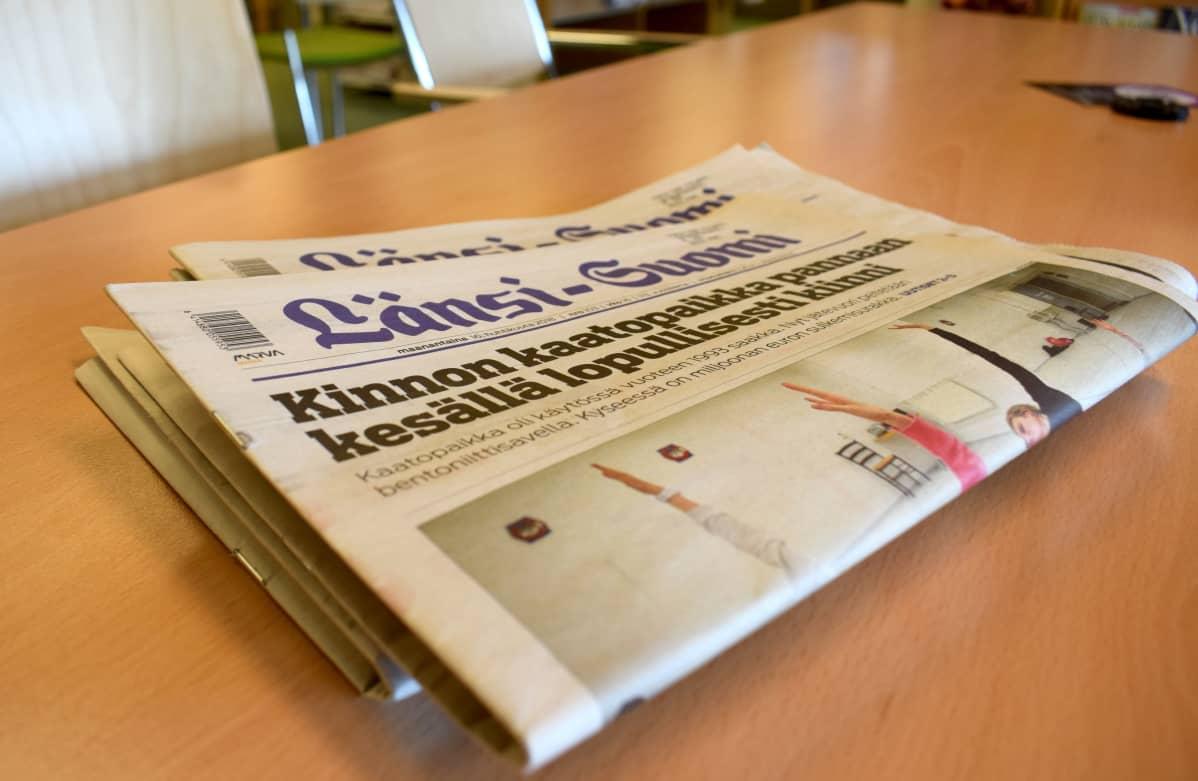 länsi suomi lehti uutiset