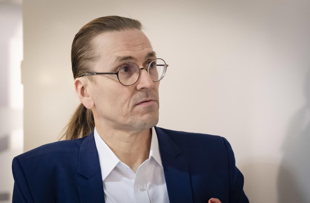 F-Securen tutkimusjohtaja Mikko Hyppönen