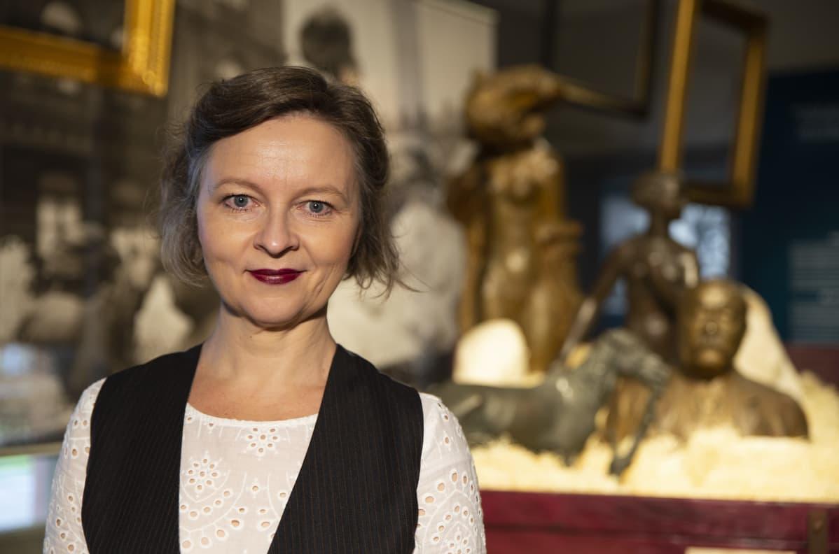 Anna Kortelainen, tutkija
