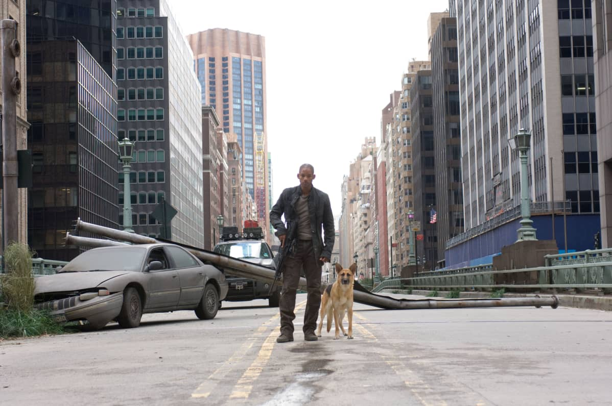 I Am Legend, Will Smith