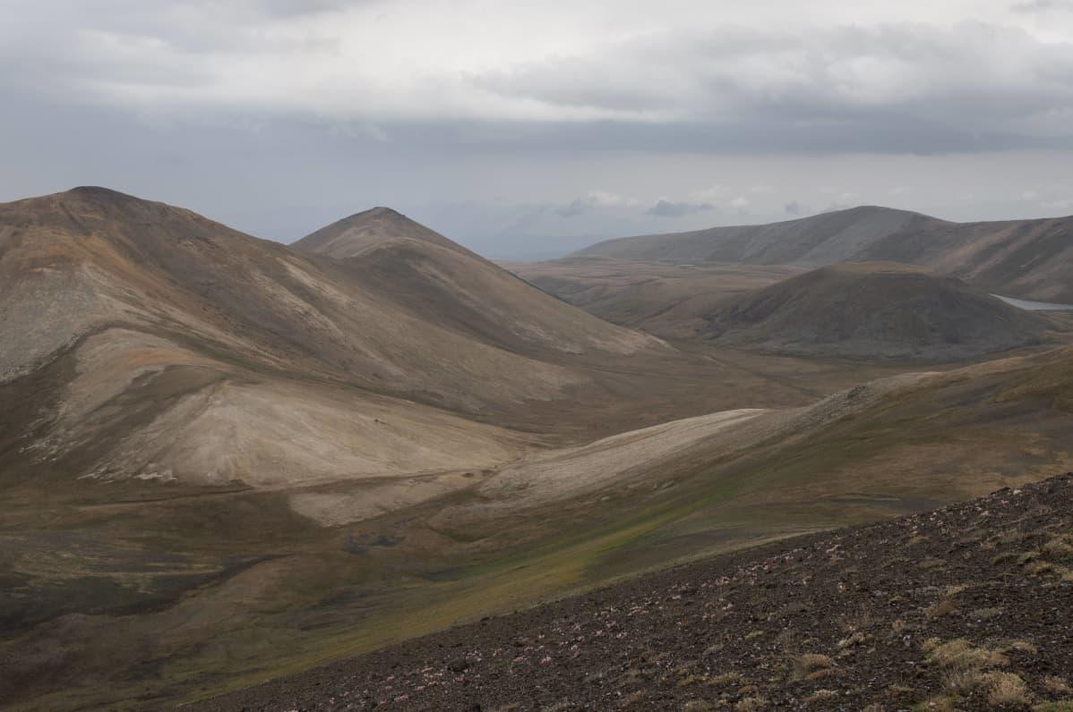 Vuoristo-Karabahin maisemia.