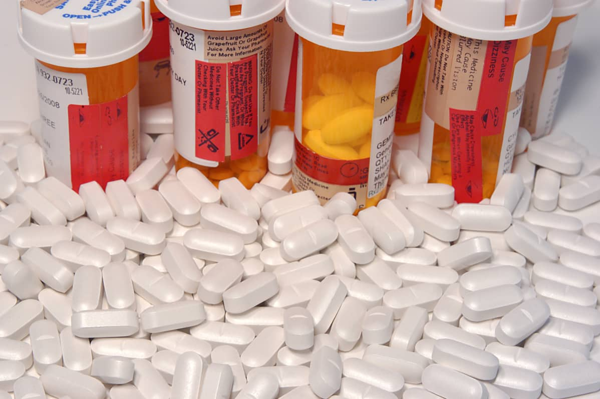 Antibiotikapiller.
