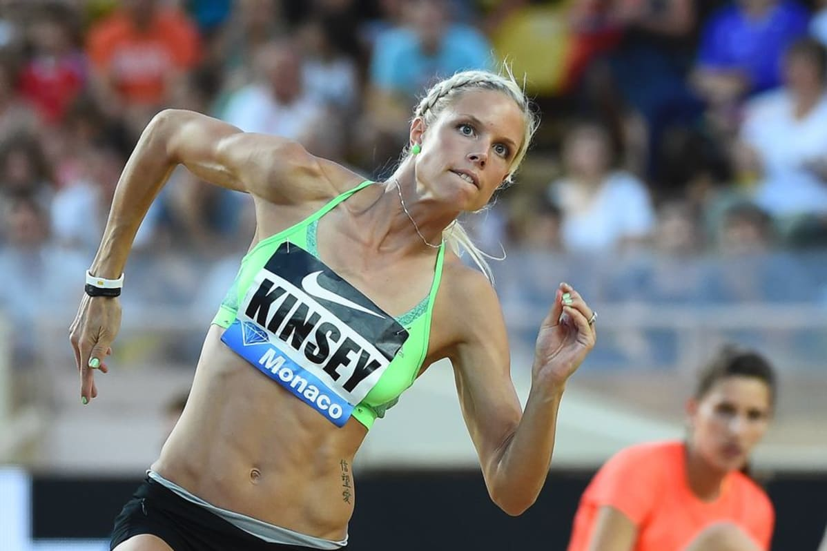 Erika Kinse, Herculis Diamond League