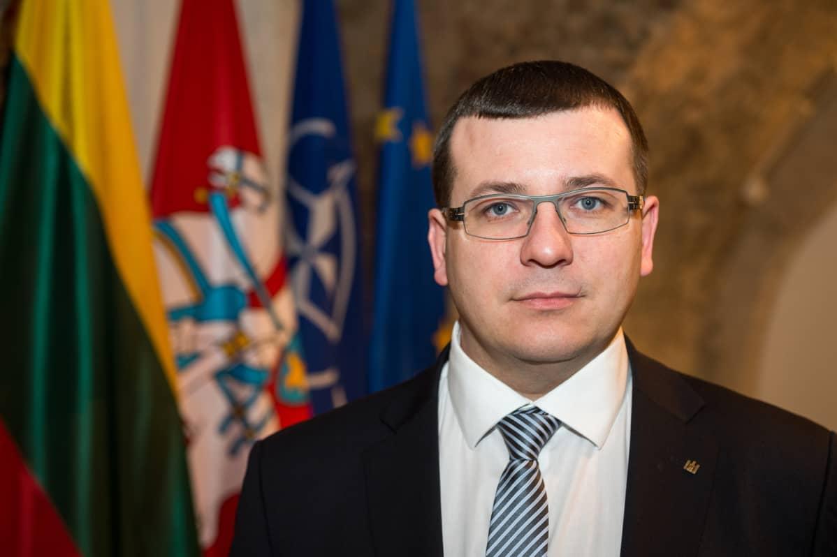 Liettuan varapuolustusministerin Edvinas Kerzanin mukaan maahan kohdistuvat vaikutuskampanjat muuttavat koko ajan muotoaan.