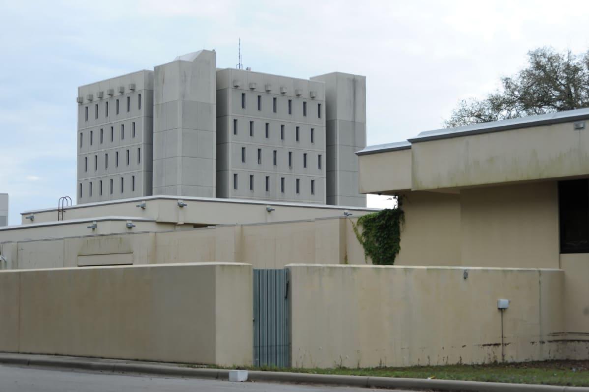 Floridan Pensacolassa sijaitseva Escambian vankila.