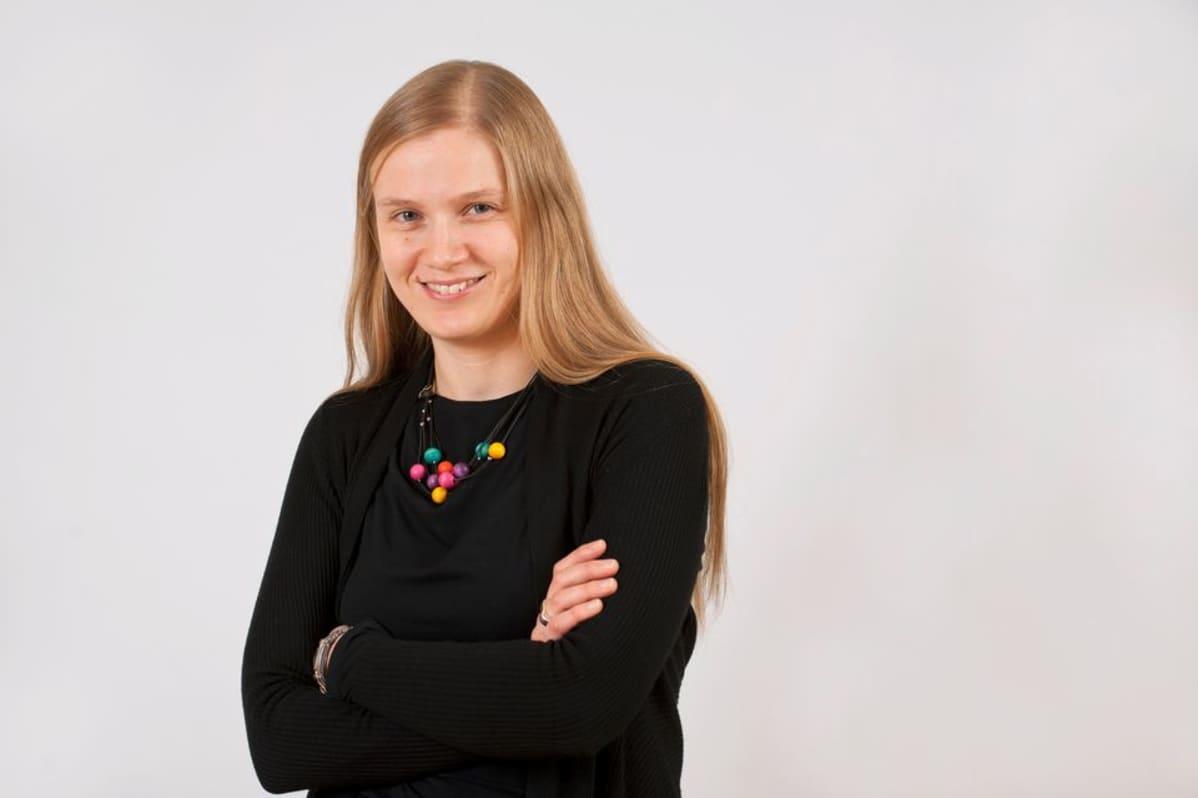 tuottaja Laura Mäkiniemi