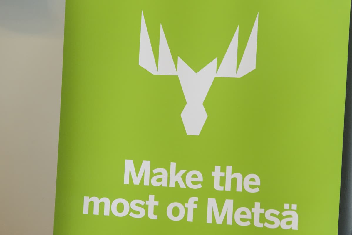 Metsä Groupin logo.