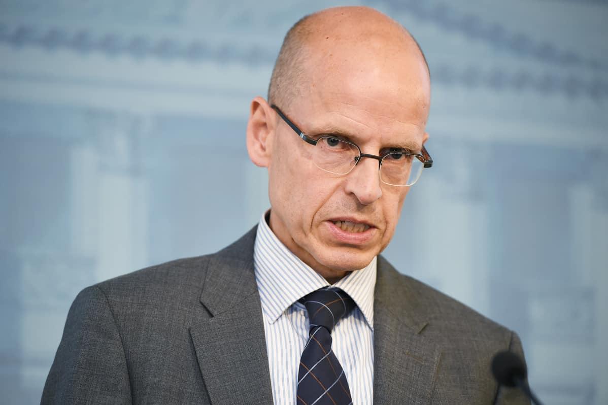 Valtiosihteeri Martti Hetemäki
