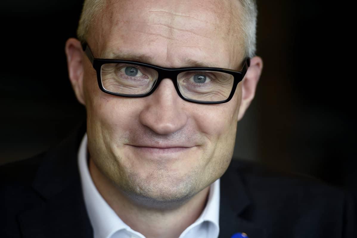 Aalto-yliopiston kyberturvallisuuden professori Jarno Limnell.