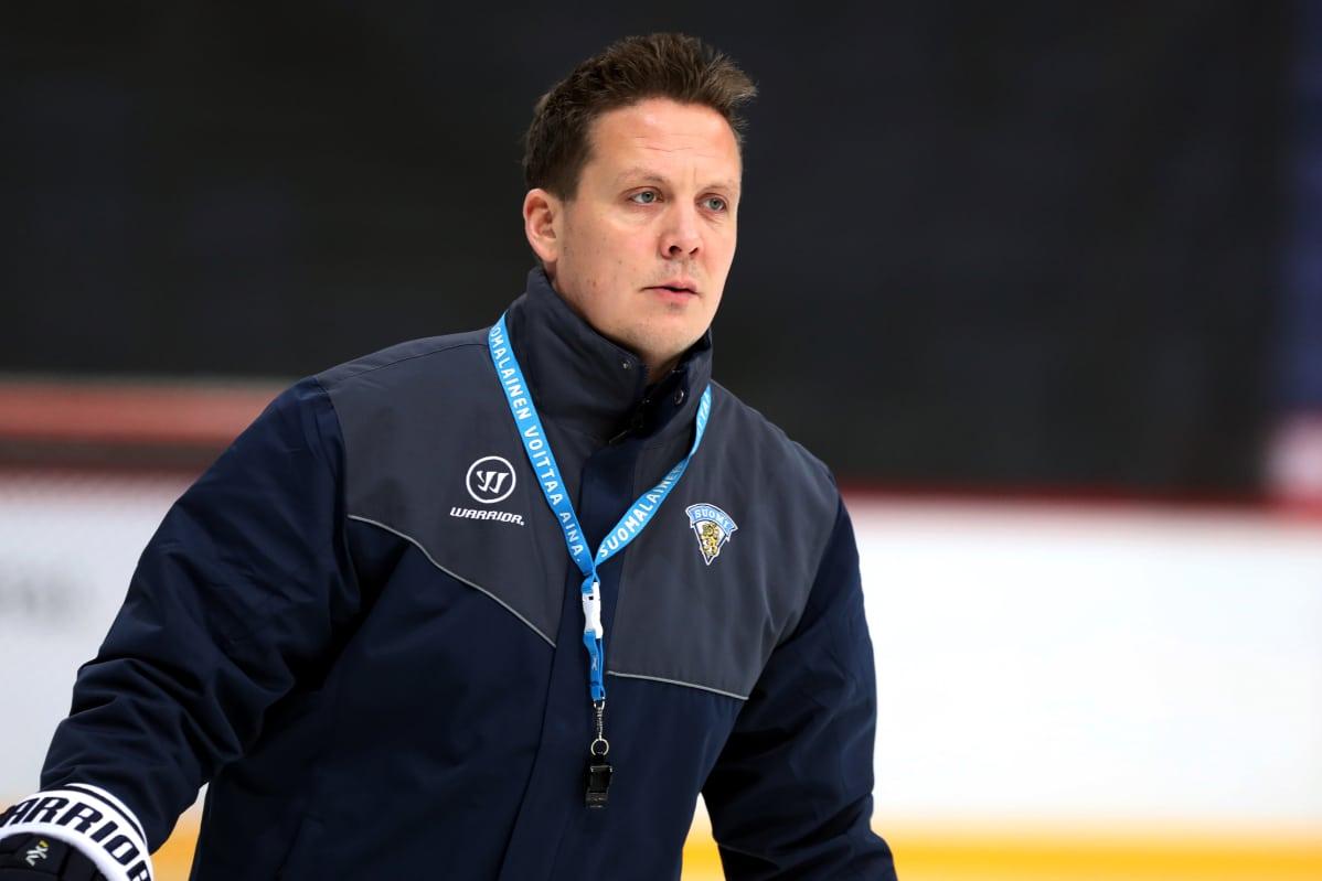 Lauri Marjamäki.
