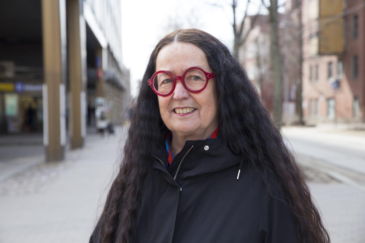 Uudenmaan liiton aluesuunnittelun johtaja Merja Vikman-Kanerva.
