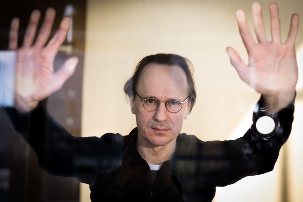 Simo Halinen teki Kääntöpiste-elokuvaa kolme vuotta.
