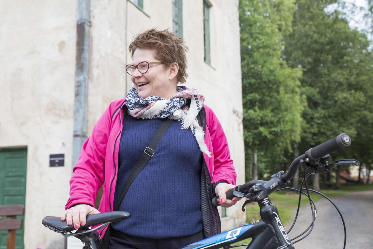Pirkko Räsänen, Outdoors Finland.