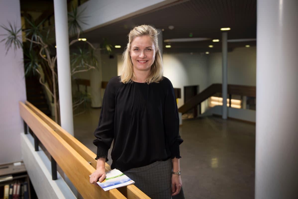 Johanna Moisio, toiminnanjohtaja, Tieteentekijöiden liitto