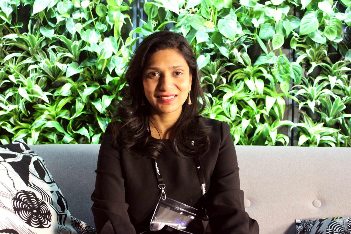 Ethereum-ekosysteemiin keskittyvän projektihautomo ConsenSysin sijoitusjohtaja Kavita Gupta.