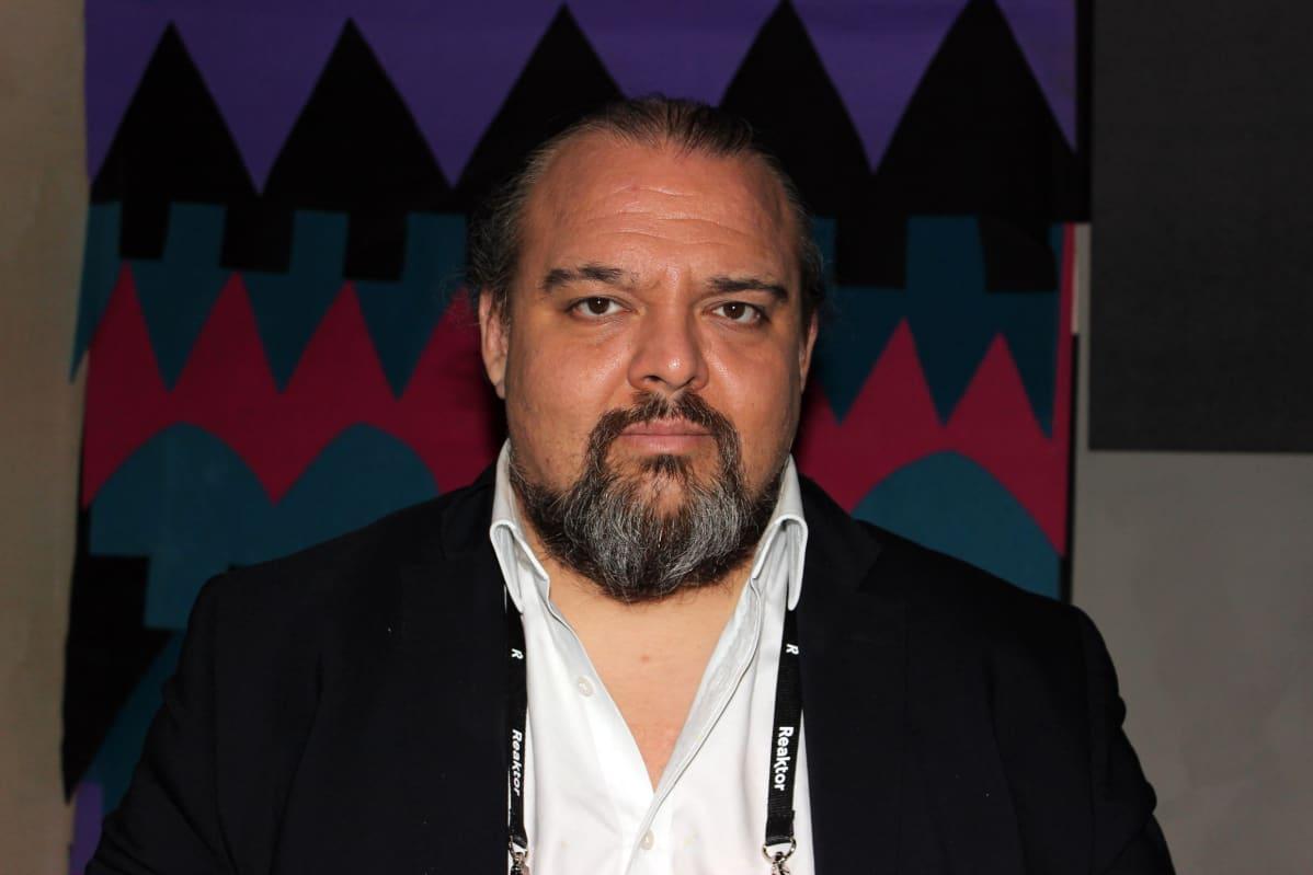 Mattereumin toimitusjohtaja Vinay Gupta.